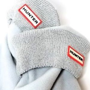 Hunter kids socks 🧦 silver